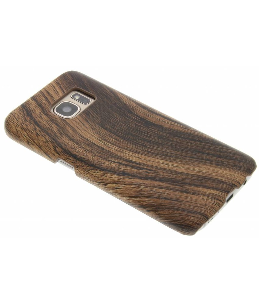 Hout Design Backcover Samsung Galaxy S7