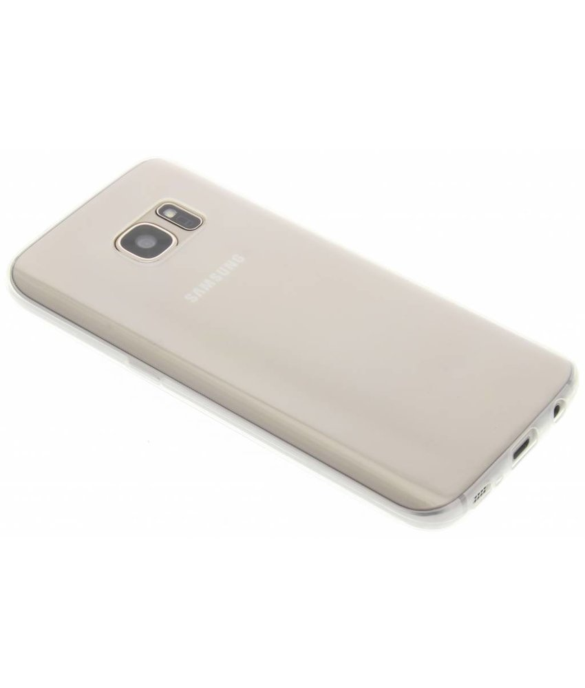 Ultra Thin Transparant Backcover Samsung Galaxy S7