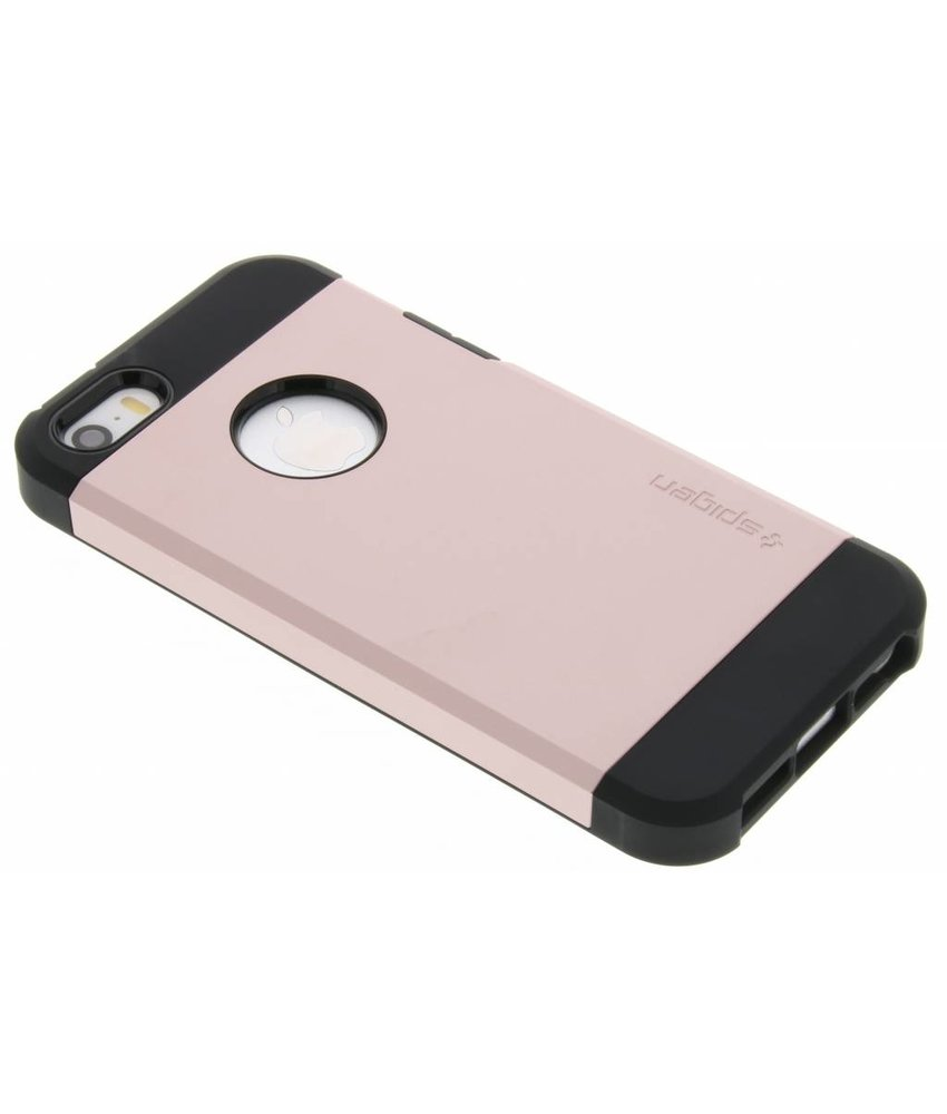 Spigen Tough Armor Backcover iPhone SE / 5 / 5s