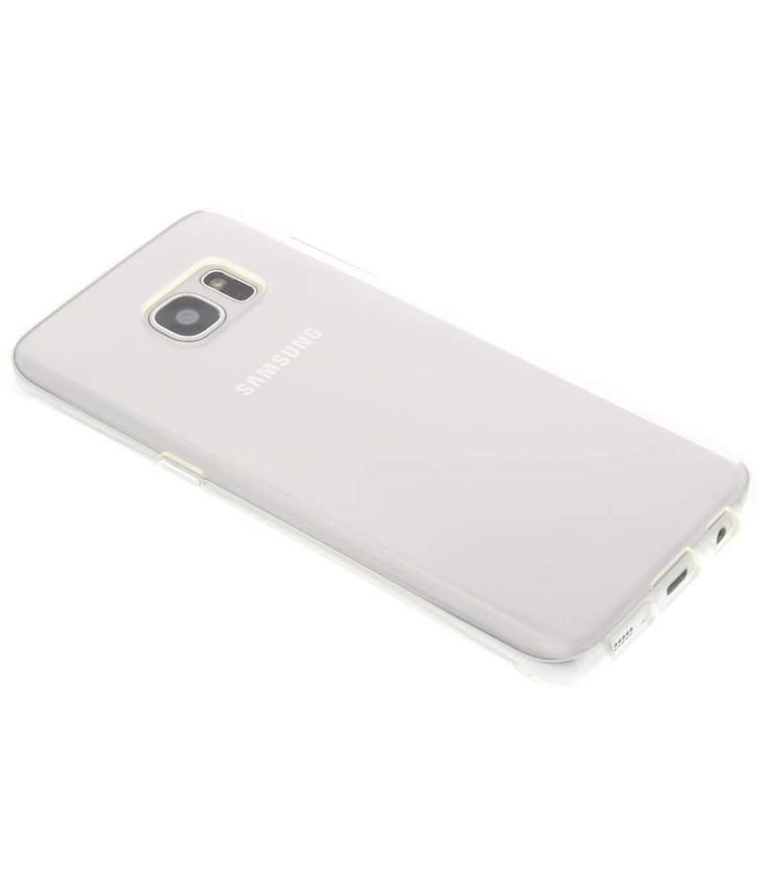 Softcase Backcover Samsung Galaxy S7 Edge