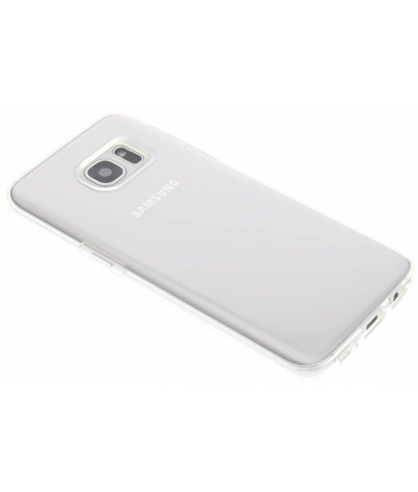 Spigen Liquid Crystal Backcover Samsung Galaxy S7 Edge