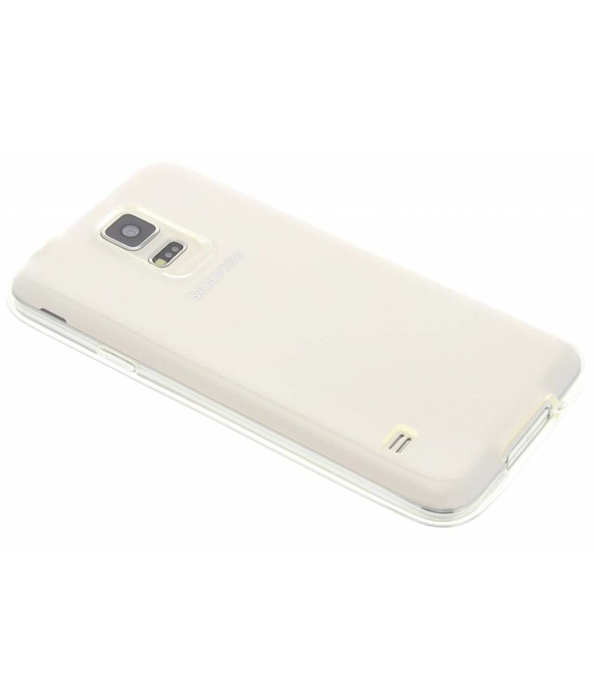 Softcase Backcover Samsung Galaxy S5 (Plus) / Neo
