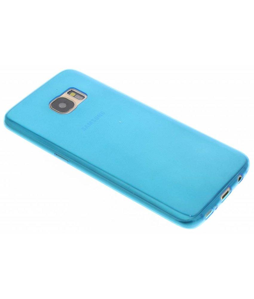 Ultra Thin Transparant Backcover Samsung Galaxy S7 Edge