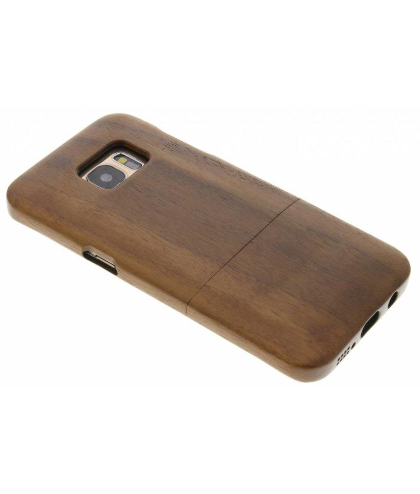 Echt Houten Backcover Samsung Galaxy S7 Edge