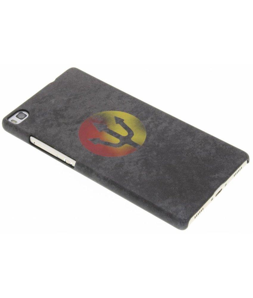 Design Hardcase Backcover Huawei P8