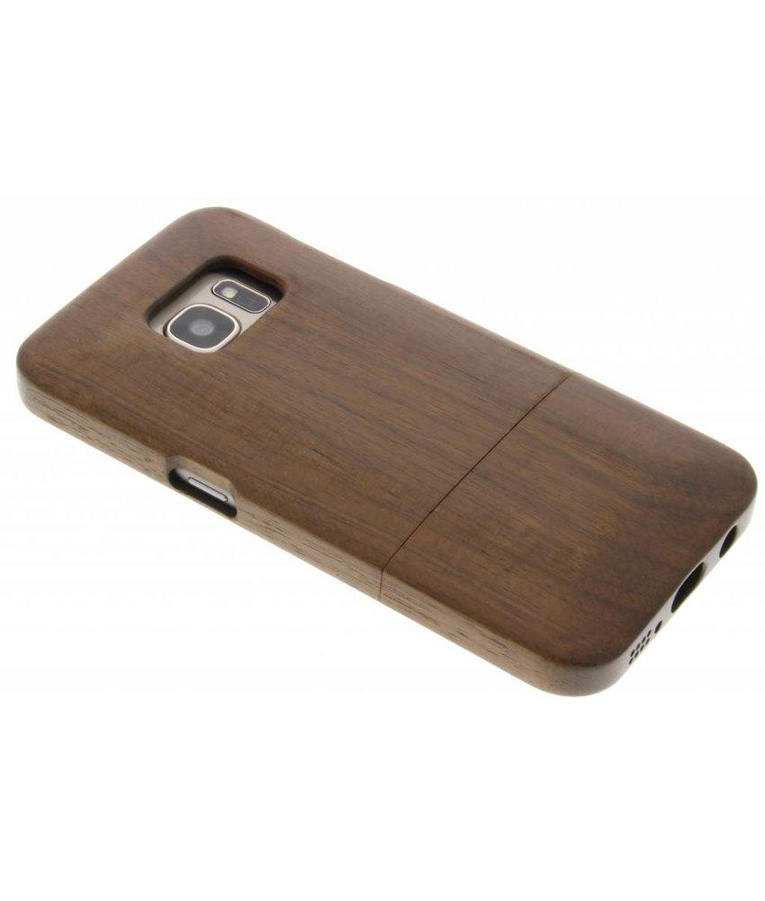 Echt Houten Backcover Samsung Galaxy S7