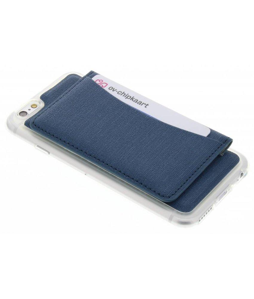 Backcover met metallic rand iPhone 6 / 6s