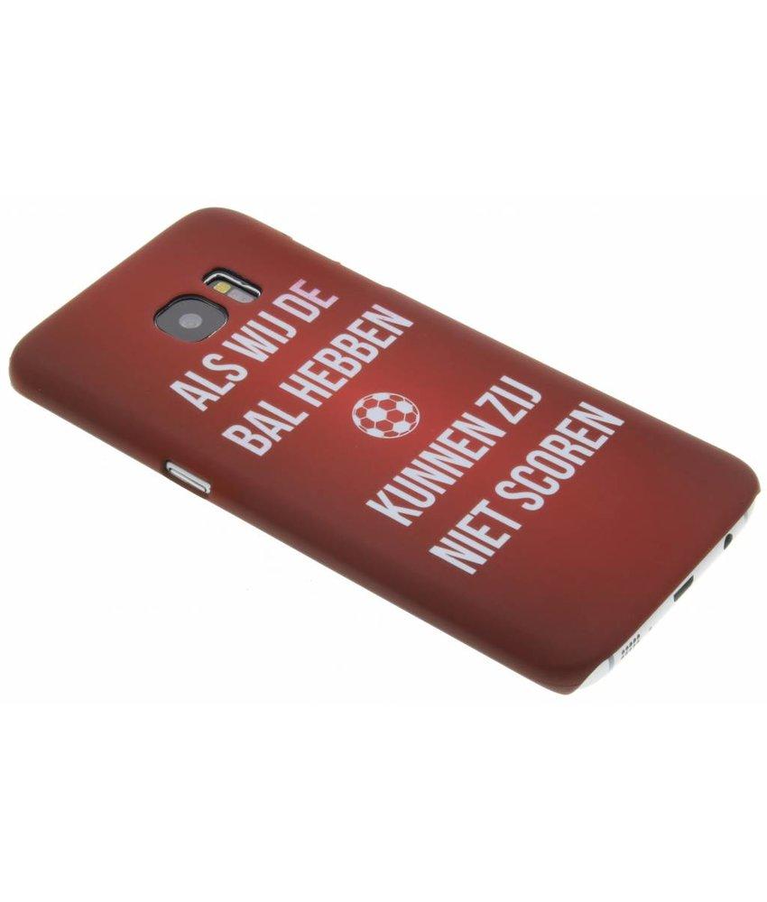 Design Hardcase Backcover Samsung Galaxy S7 Edge
