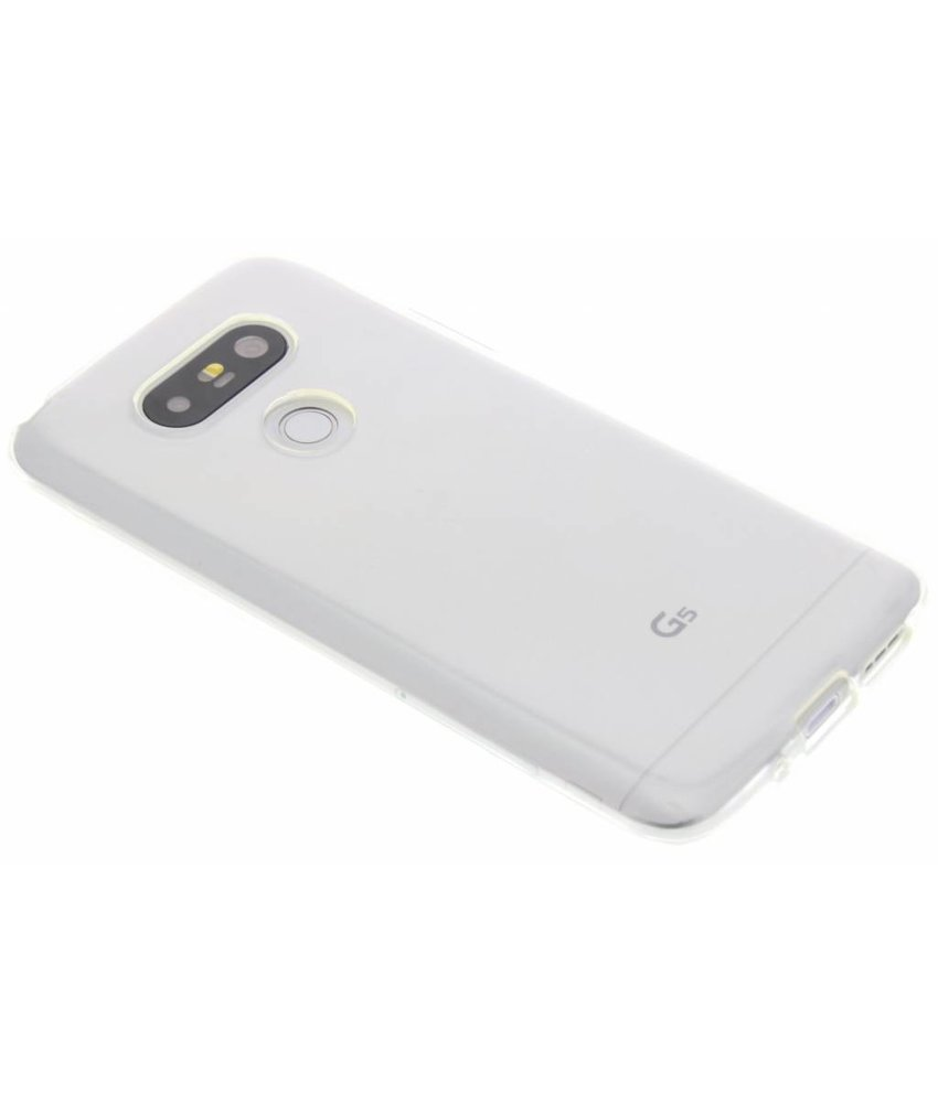 Softcase Backcover LG G5 (SE)
