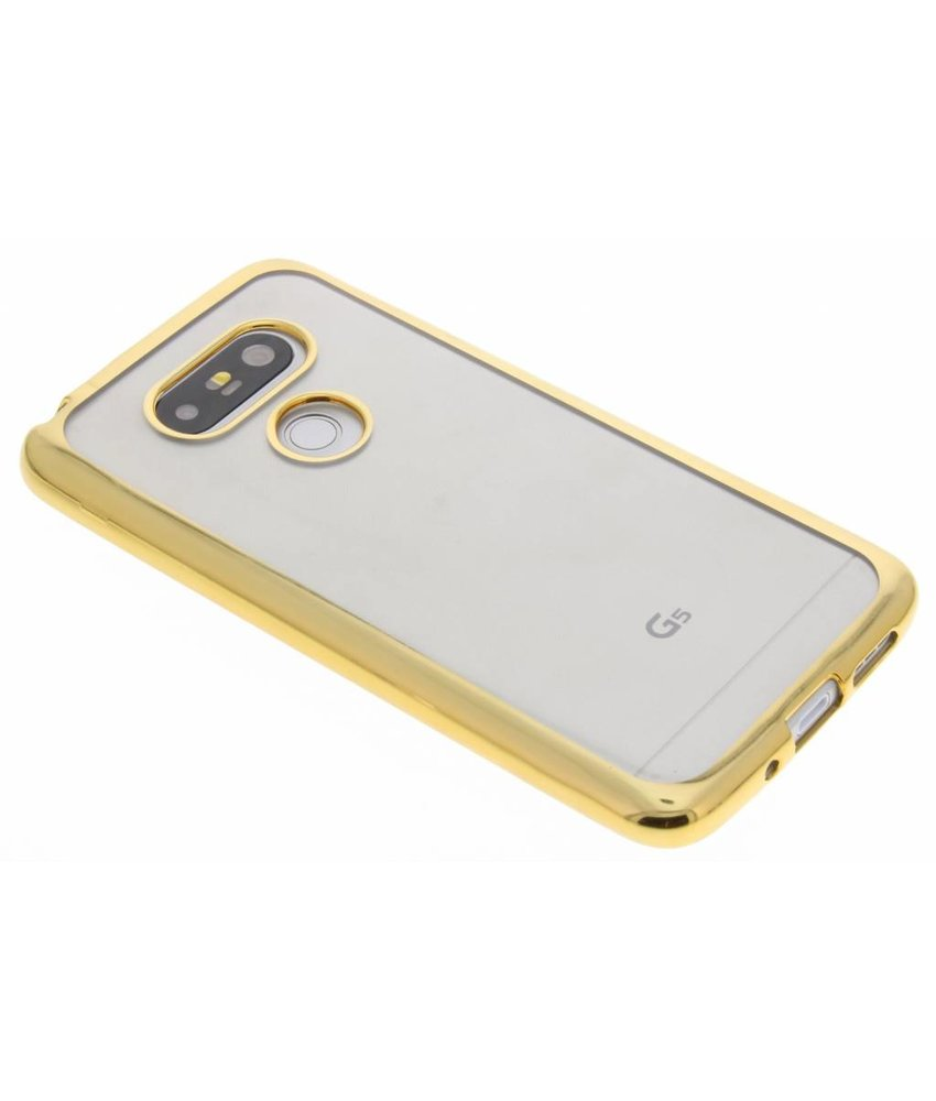 Backcover met metallic rand LG G5 (SE)