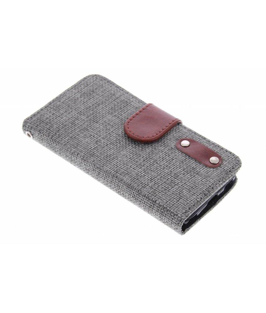 Linnen Booktype iPod Touch 5g / 6