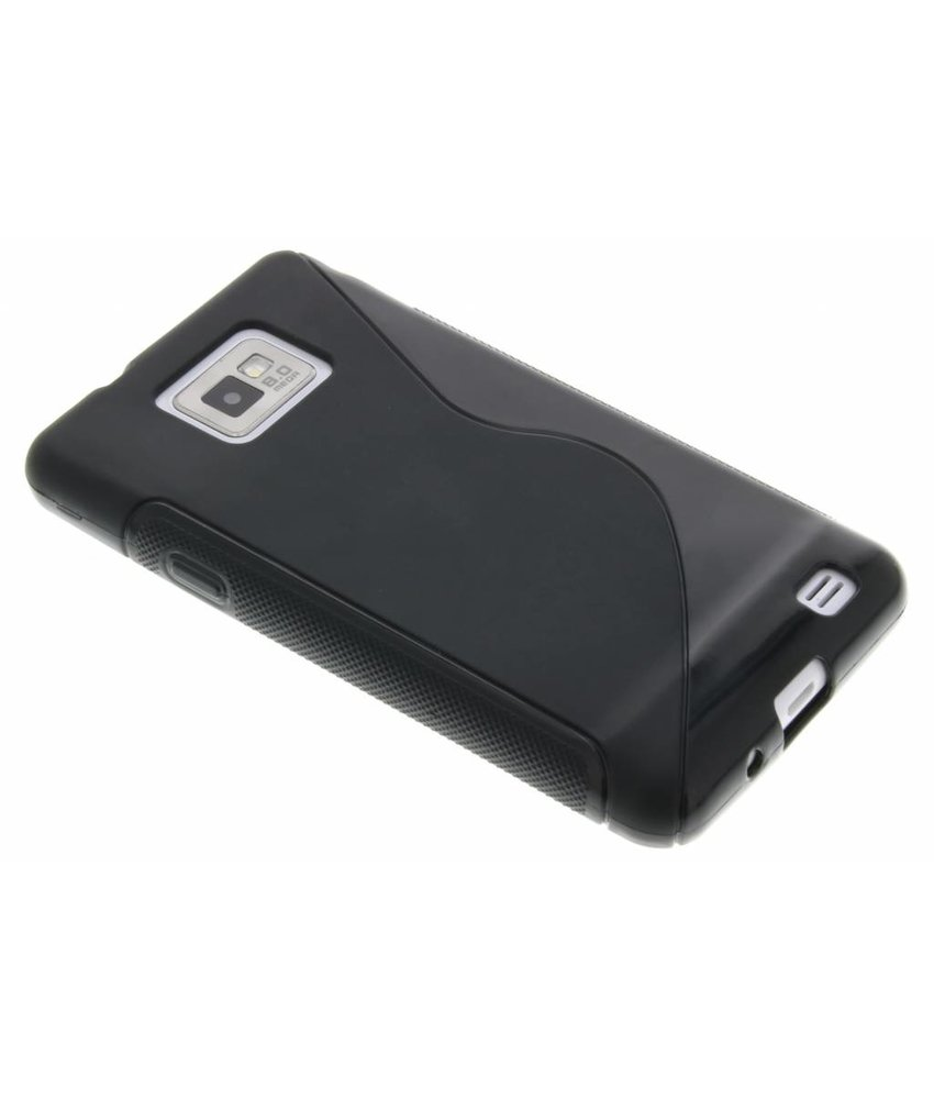 S-line Backcover Samsung Galaxy S2 (Plus)
