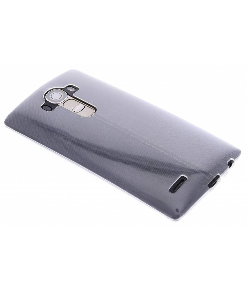 Ultra Thin Transparant Backcover LG G4