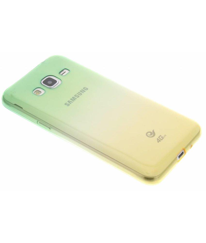 Tweekleurige Backcover Samsung Galaxy J3 / J3 (2016)