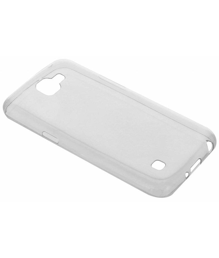 Ultra Thin Transparant Backcover LG K4