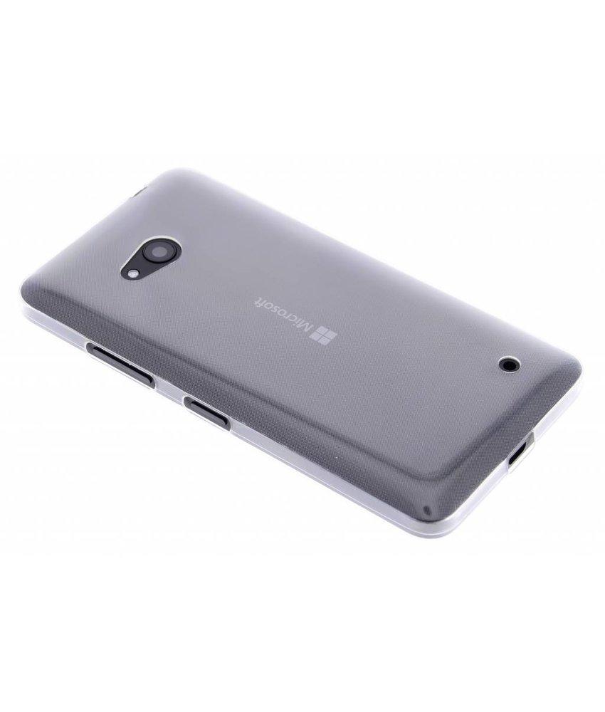 Ultra Thin Transparant Backcover Microsoft Lumia 640
