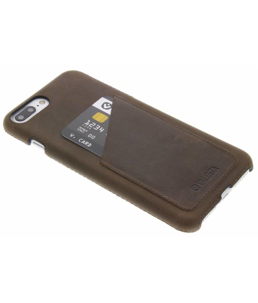 Valenta Classic Luxe Backcover iPhone 8 Plus / 7 Plus