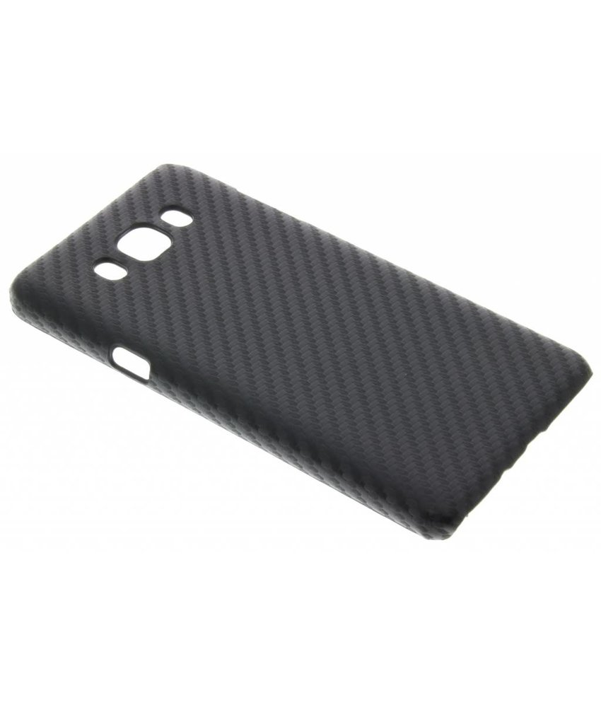 Carbon Hardcase Backcover Samsung Galaxy J7 (2016)