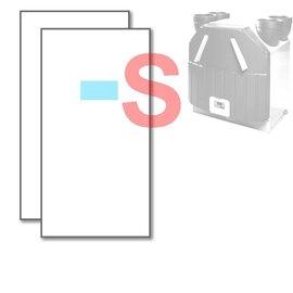 WTW 8+2 paar WTW-filters voor WHR 90/91 <wk41-'01