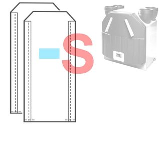 WTW WTW-filters WHR 90/91 voor Zehnder JE StorkAir | 1 paar