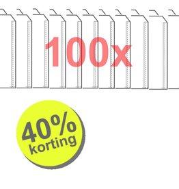 WTW Filters WHR 950/960 voor Zehnder JE StorkAir | 100 paar