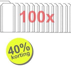 WTW Filters WHR 90/91 voor Zehnder JE StorkAir | 100 paar