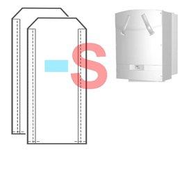 WTW Filters HR OptiFor 350 voor Agpo Ferroli | 1 paar