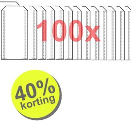 WTW Filters HR OptiFor 350 voor Agpo Ferroli | 100 paar