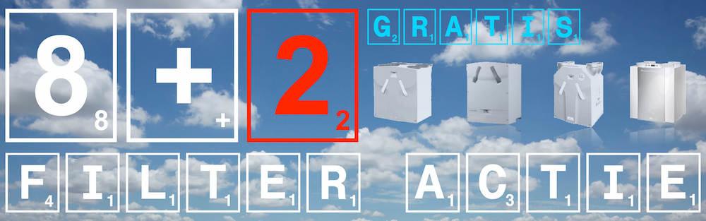 WTW Filters 8+2 paar Gratis | WTW-filterSnel.nl