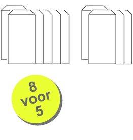 WTW 8 paar filters voor Agpo HR OptiFor <wk41-'01
