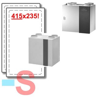 Filters voor Orcon HR(V)-2/4(P)