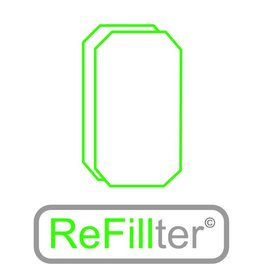 1 set HRU-1 filters