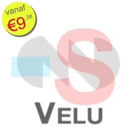 WTW 1 paar filters voor Velu VHR-275/300/400