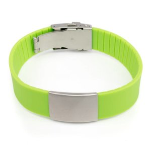 Icetags SOS armband Groen