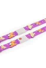 Medical emergency alert bracelet dogs