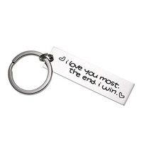 Key chain personalized