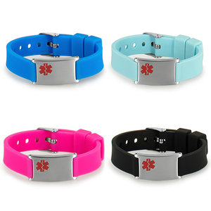 Icetags Women / children ID bracelet - Medical
