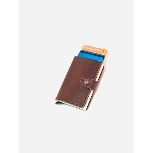 RFID wallet, anti skim cardholder