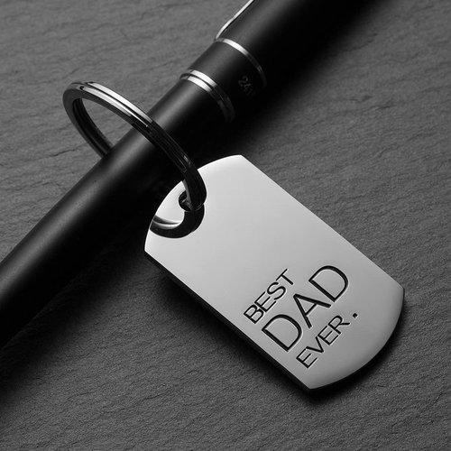 Vaderdag sleutelhanger