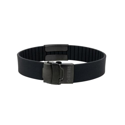 Icetags Medical bracelet Black edition