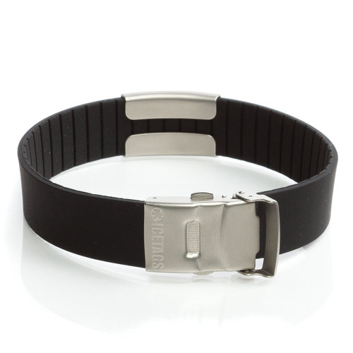 Icetags Medical bracelet Black