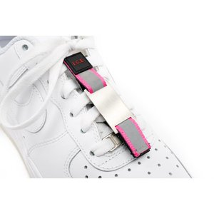 Icetags Shoe ID tag pink