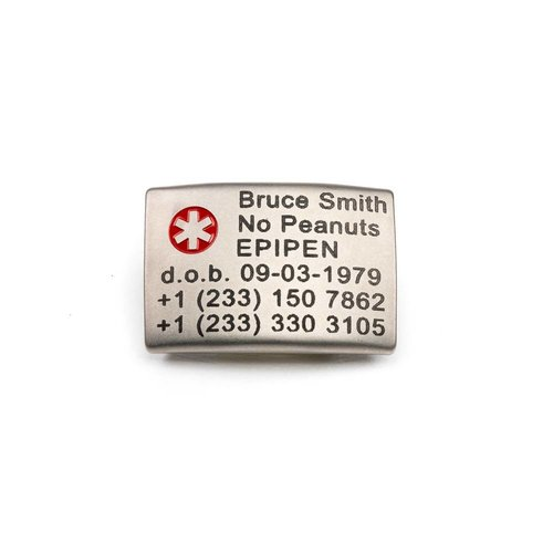 Icetags Medical ICE ID tag