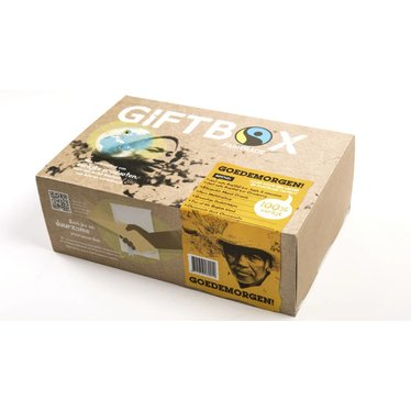 Fairtrade Giftbox Goedemorgen!