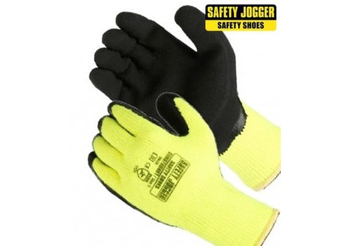 Handschoen Safety Jogger Construhot mt 10 winter