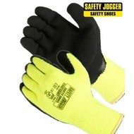 Handschoen Safety Jogger Construhot mt 8 winter