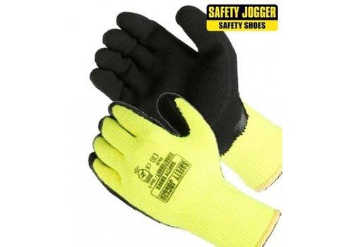 Handschoen Safety Jogger Construhot mt 8 winter