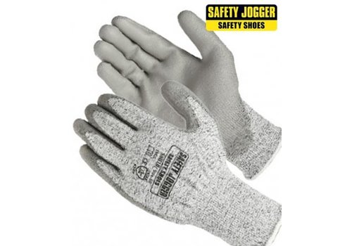 Handschoen Safety jogger shield mt 8