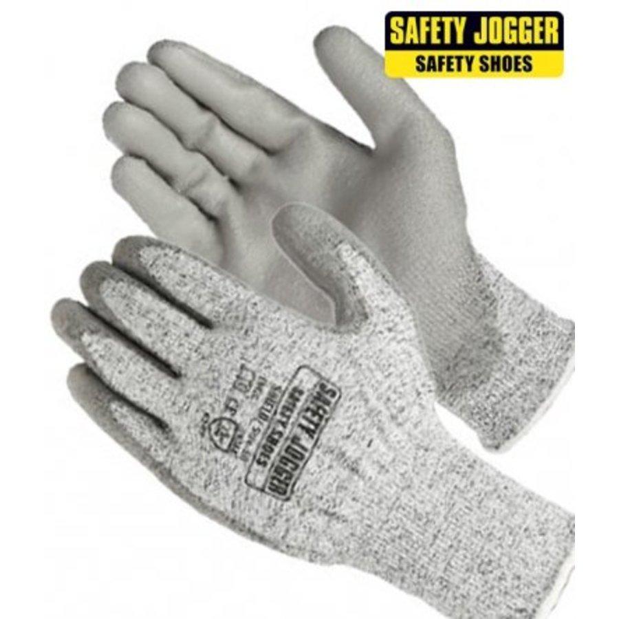 Handschoen Safety jogger shield mt 8-1