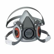 3M Halfgelaastmasker 6200M